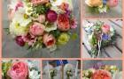 Hochzeitsdekoration mit Sommerflair