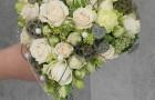 herzförmiger Brautstrauss in unzähligen Variationen